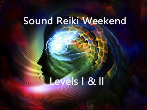 Sound Reiki Certification – Sept 16-17