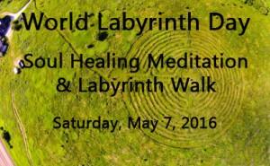 labyrinth meditation image